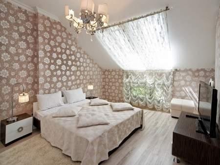 Шале Грааль Queen suite apart