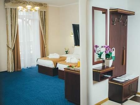 Отель Свитязь Улучшенный Стандарт