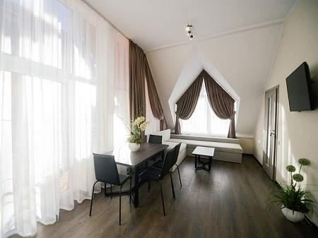 Отель Свитязь Семейный Полулюкс