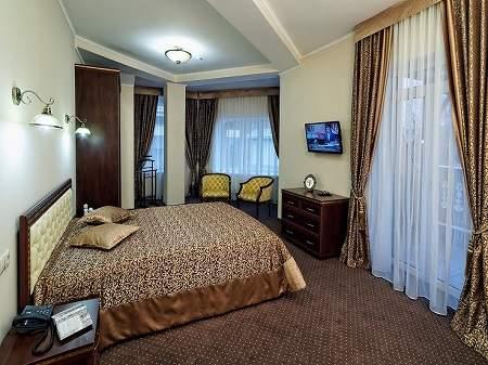 Отель Свитязь Люкс