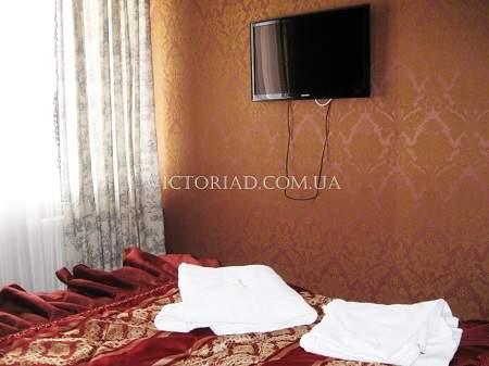 2-кімнатний Люкс (корпус Женева)