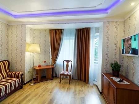 Санаторій Віктор 2-кімнатний Півлюкс