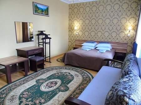 Санаторій Шахтар 1-кімнатний Люкс