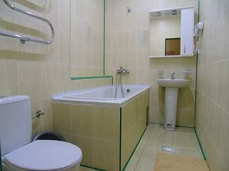 Санаторий Шахтер 1-комнатный Люкс