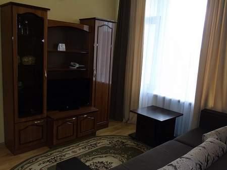Санаторий Шахтер 2-комнатный Люкс с кухней