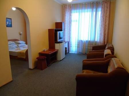 Отель Весна Люкс