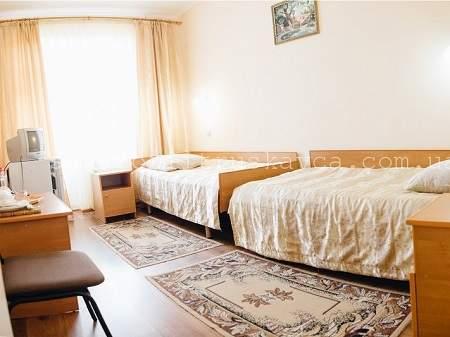 Санаторий Жемчужина Прикарпатья 2-местный Стандарт
