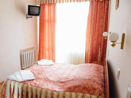 Санаторий Жемчужина Прикарпатья 2-комнатный Люкс