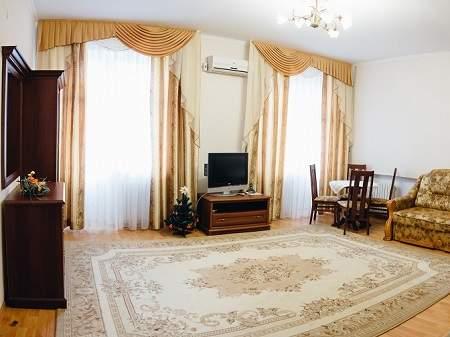 Санаторий Жемчужина Прикарпатья 3-комнатный Люкс