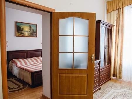 Санаторій Перлина Прикарпаття 3-кімнатний Люкс