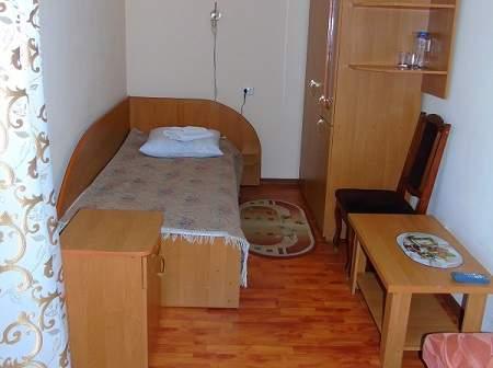 Санаторій Молдова 1-місний Стандарт