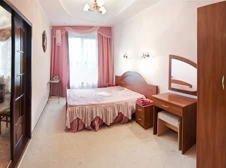 Санаторій Молдова 2-кімнатний Люкс
