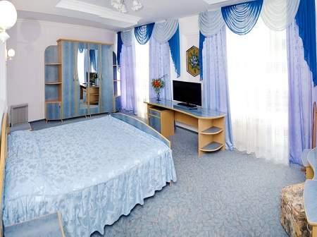 Санаторій Молдова 2-кімнатний Люкс №620