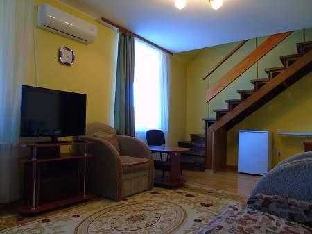 Санаторий Трускавец СБУ 3-комнатный Дуплекс