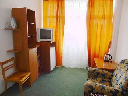 Санаторій Кристал 2-кімнатний Покращений