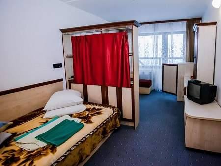 1-комнатный Полулюкс (корпус Бескид)