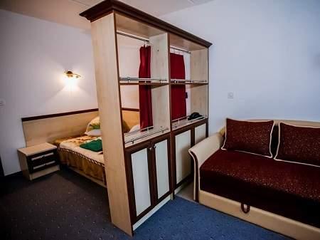 1-кімнатний Півлюкс (корпус Бескид)