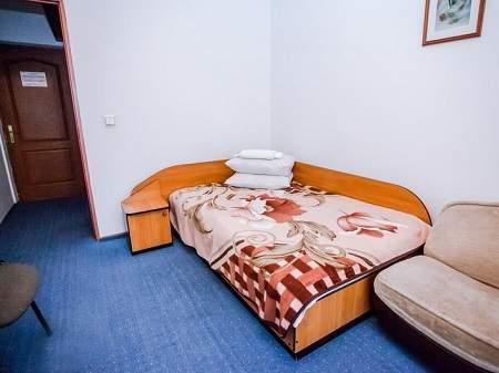 1-кімнатний Півлюкс (корпус Дніпро)