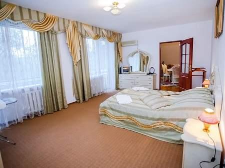 2-комнатный Люкс (корпус Днепр)
