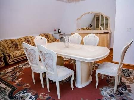 2-кімнатний Люкс (корпус Дніпро)