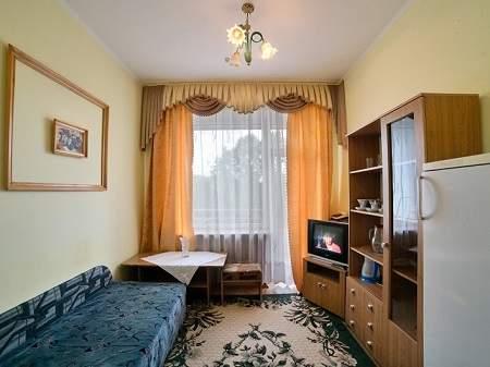 Cанаторий Хрустальный Дворец 2-комнатный Полулюкс (№2)