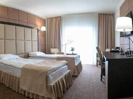 Отель Green Park Hotel Улучшенный