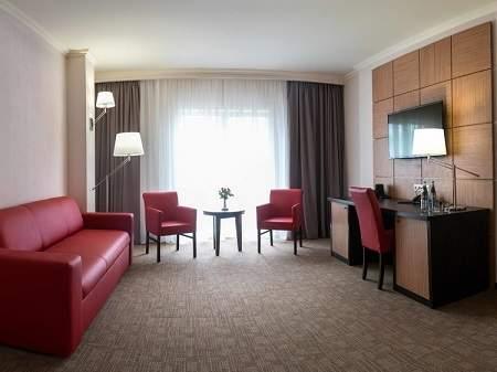 Отель Green Park Hotel Люкс