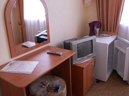Отель Виан 1-местный Стандарт