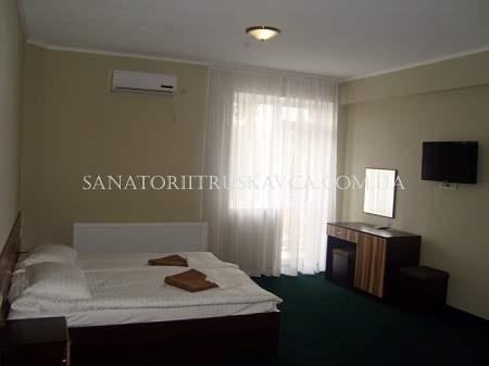 Отель Визит 1-комнатный Люкс