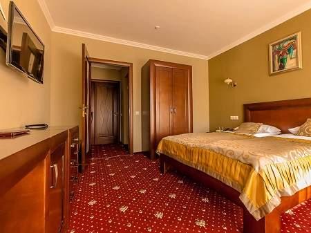 Готель Дворик Лева 1-кімнатний Ексклюзив