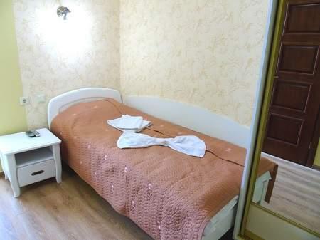 Отель Клейнод 1-местный