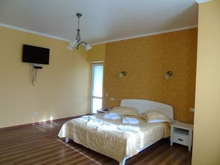 Отель Клейнод 2-местный с балконом