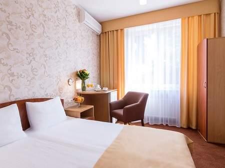 Отель Мариот Медикал Центр 2-местный Double