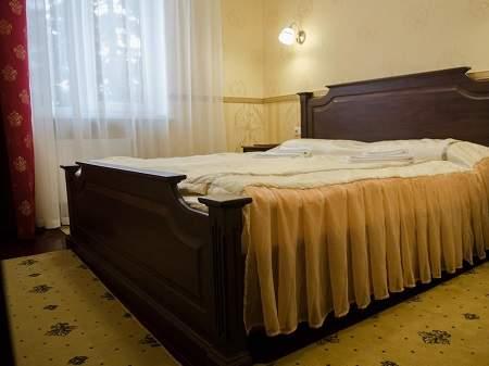 Отель Нафтуся Люкс Улучшенный