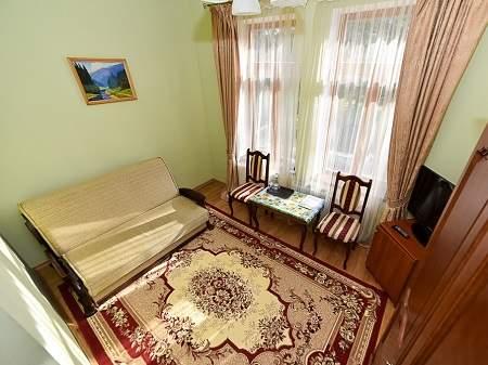 Отель Парк Полулюкс