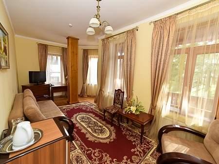 Готель Парк Люкс Комфорт
