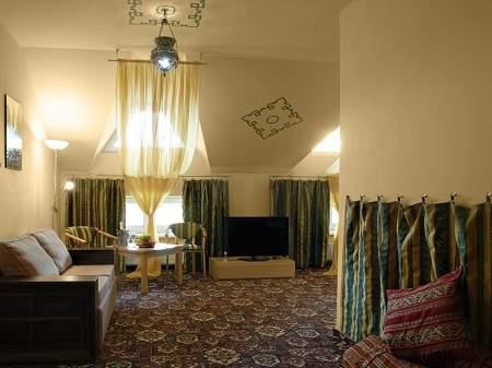 Отель Оскар Люкс «Египет»