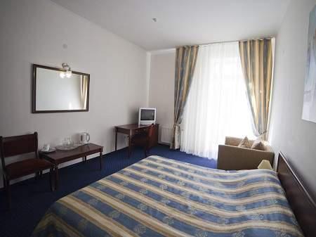 Отель Сани Полулюкс