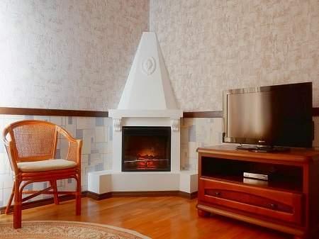 Готель Сенатор 2-кімнатний Люкс з каміном