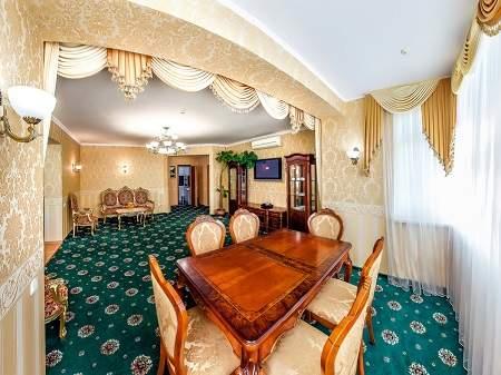Отель Пятый Океан Президентские апартаменты