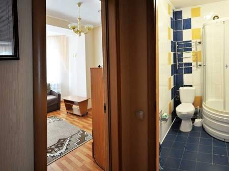 Вилла Анастасия 2-комнатный Стандарт