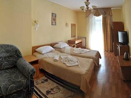 Вилла Анастасия 1-комнатный Люкс