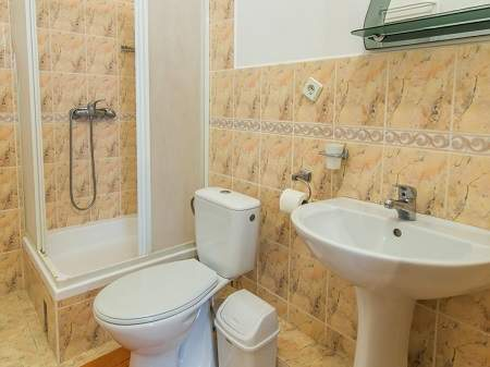 Вилла Камелия 2-комнатный с кухней