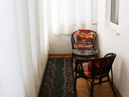 Вілла Сонячна 2-місний з балконом