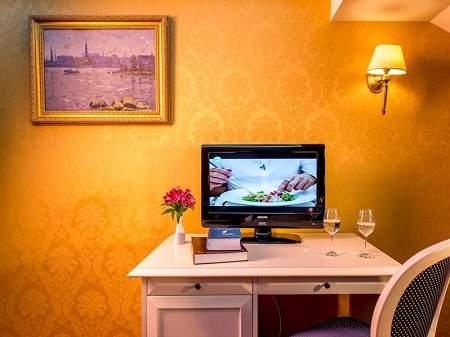 Готель Київська Русь Апартаменти