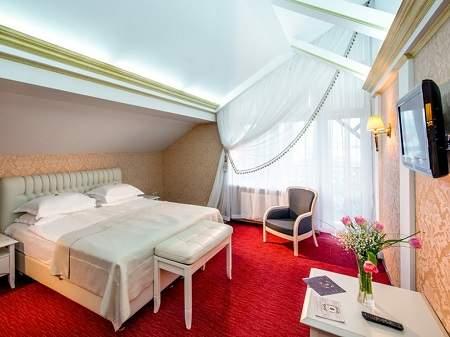 Отель Киевская Русь Апартаменты