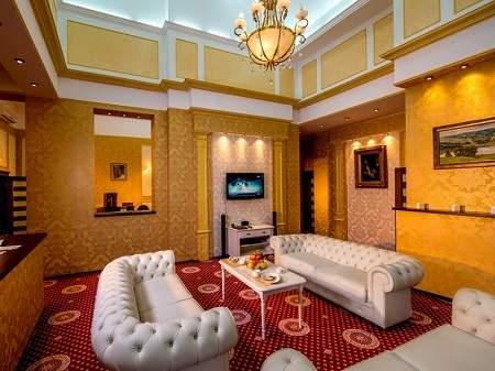Готель Київська Русь Президентський