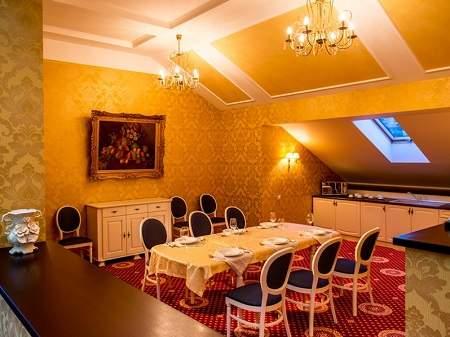 Отель Киевская Русь Президентский