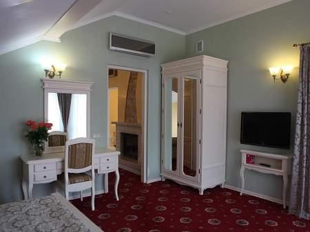 Отель Респект Апартаменты