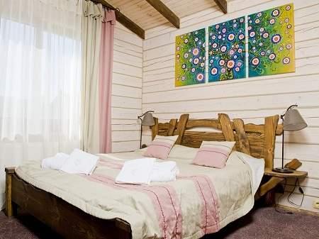 Отель ТАОР - Карпаты Маленький Семейный Коттедж